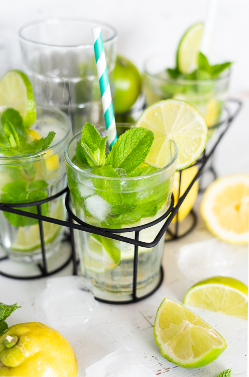 Infused citrus Water