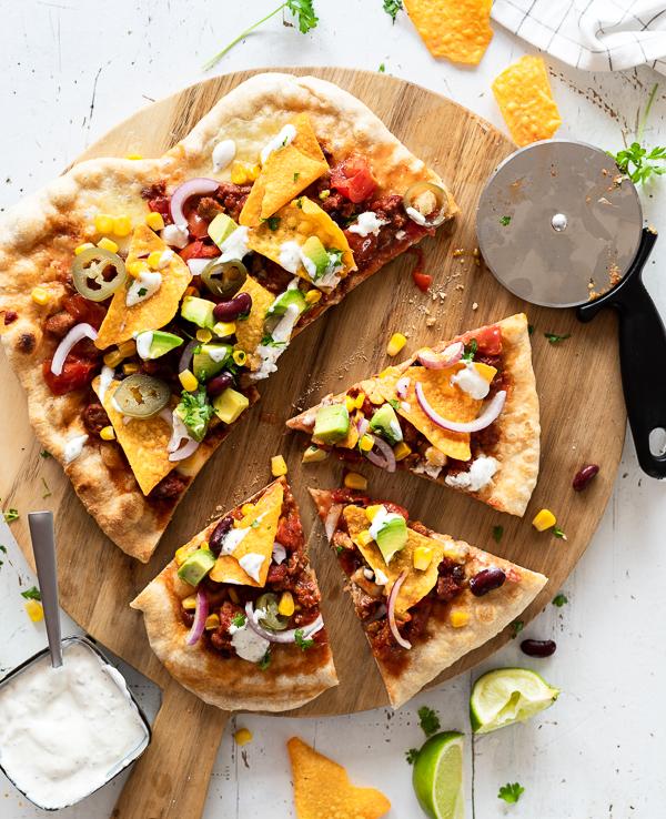 Taco Pizza  | Meine Kuechenschlacht