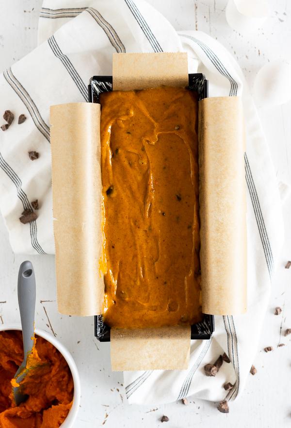 Kurbis Kasten Kuchen Mit Schokolade Meine Kuechenschlacht