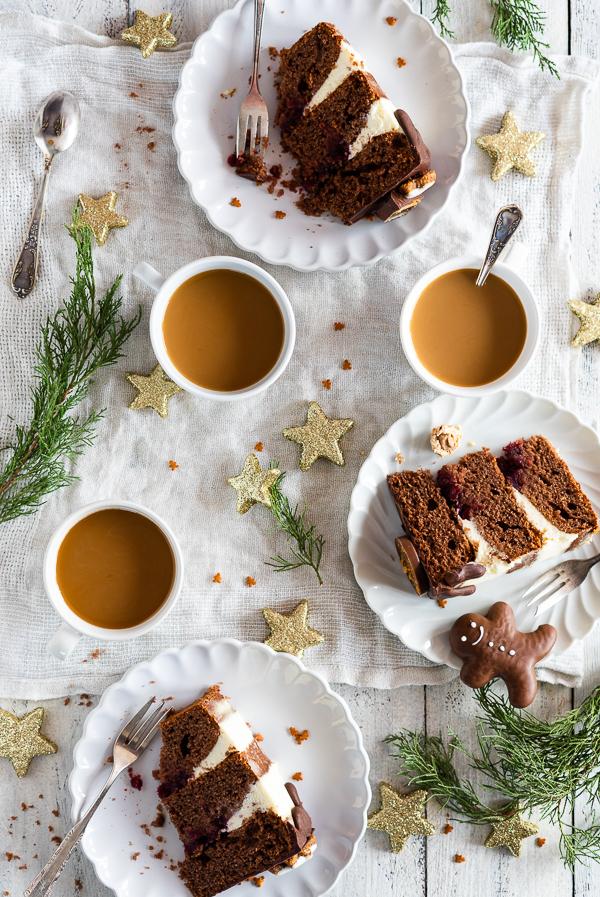 Weihnachts Torte